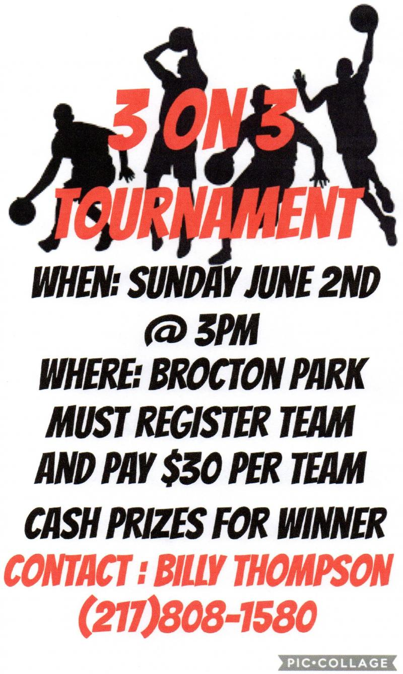 3 on 3 Tournament